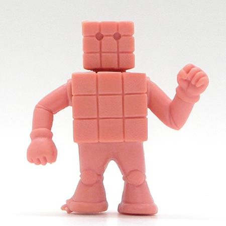 #024 : Cubeman